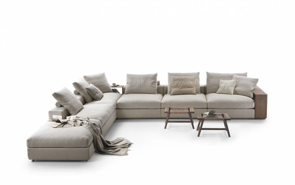 FLEXFORM Groundpiece Sofa 5