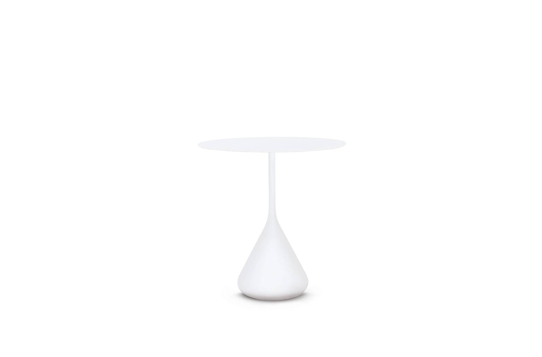 DEDON Satellite Dining Table white