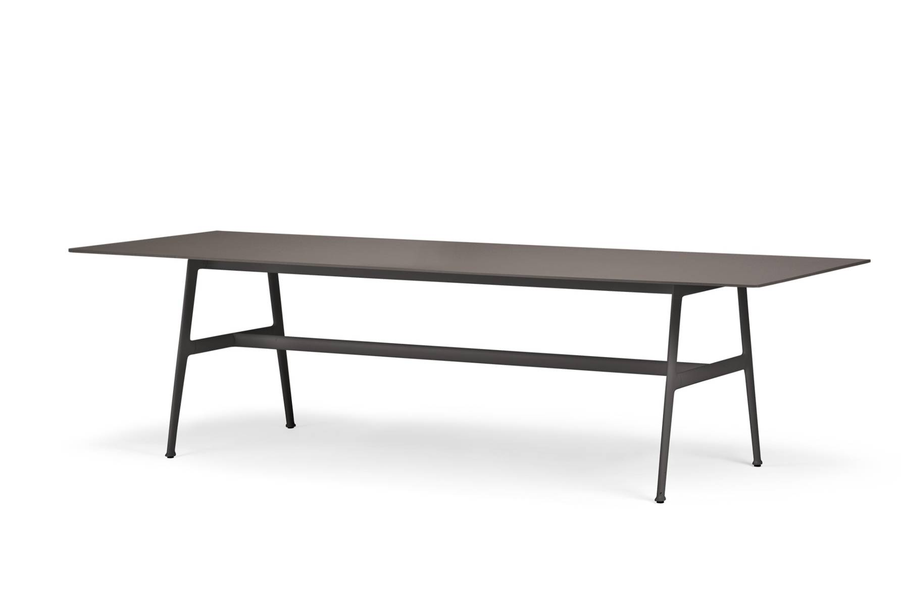DEDON Seax Dining Table vulcan