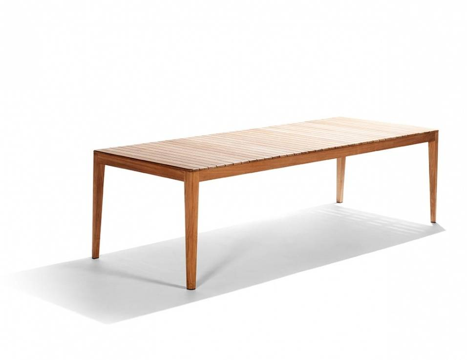 TRIBÙ Mood Dining Table1